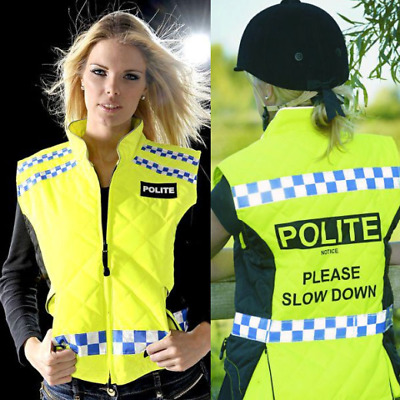 Polite Quilted Gilet