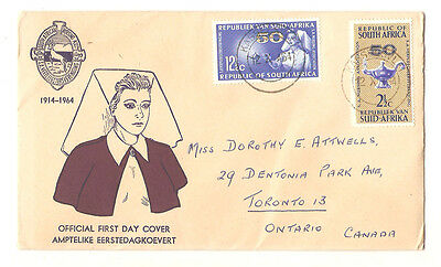 Republic of South Africa Official First Day Cover Amptelike Eerstedagkoevert