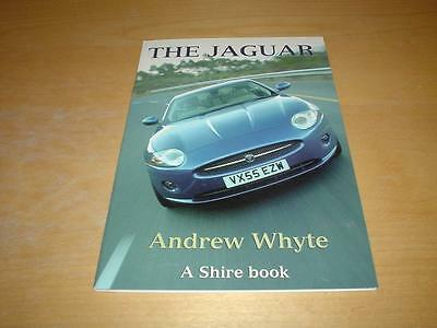 THE JAGUAR ANDREW WHYTE BOOK E TYPE XK XKR SS 100 120 Not Owners Manual Handbook
