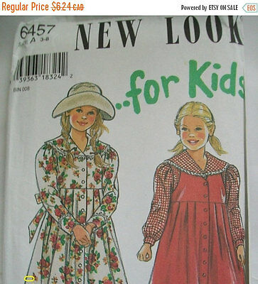 New Look sewing pattern -Uncut New Look for Kids pattern patterns - 1990s patter