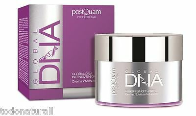 Nueva Crema De Noche Global Dna Intensive Night Cream Postquam Professional 50Ml