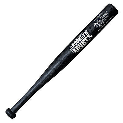 Cold Steel 92BSTZ Brooklyn Shorty Mini Polypropylene Bat Black