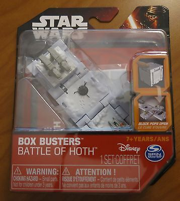 Star Wars Box Busters Battle of Hoth NEW SEALED Galactic Empire vs Rebel Allianc