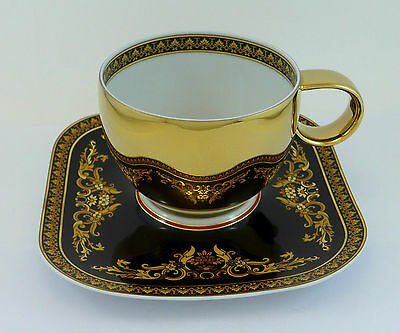 """Outstanding Tea Cup by VERSACE for Rosenthal """" MEDUSA """""""