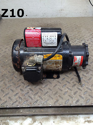 March TE-5K-MD Magnetic Drive Pump 1PH 18GPM .2HP 3400RPM 115/230V