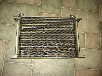 "Mocal Oil Cooler 25 Row 235mm Matrix 5/8"" BSP"