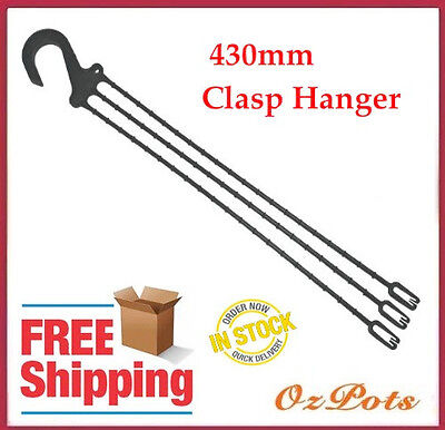 430mm Clasp Hanger - Great for Hanging Pots