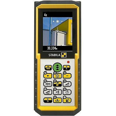Stabila LD500 new laser meter, retail box is missing.