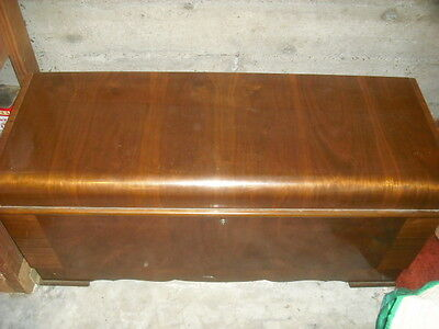 Vintage Lane Cedar Chest new lock