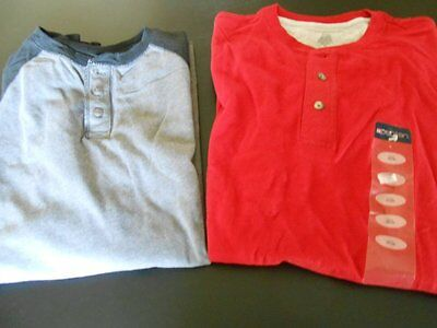 Lot Of 2 Men's Shirts - Size Small with Long Sleeves
