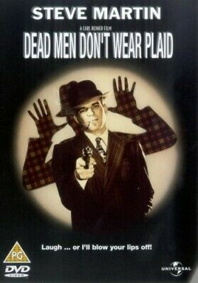 Dead Men Don't Wear Plaid [DVD] - DVD  QLVG The Cheap Fast Free Post
