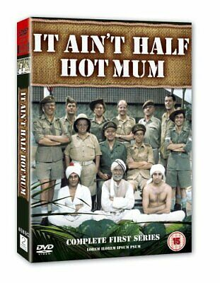 It Ain't Half Hot Mum - Complete First Series [1974] [DVD] - DVD  2WVG The Cheap