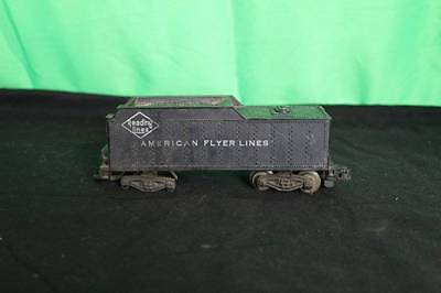 Vintage American Flyer Lines 3/16 Scale Tender Car Modle Train Collectible Track