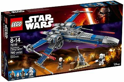 LEGO 75149 RESISTANCE X-WING FIGHTER STAR WARS from Tates ToyWorld