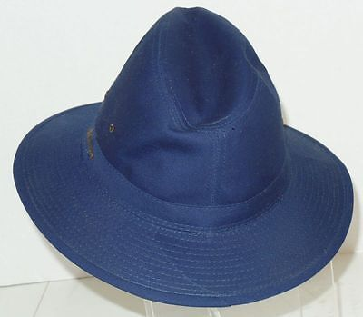 Stetson Rover Boy Scouts Of America Rover Leader BSA Blue NEW Hat Small