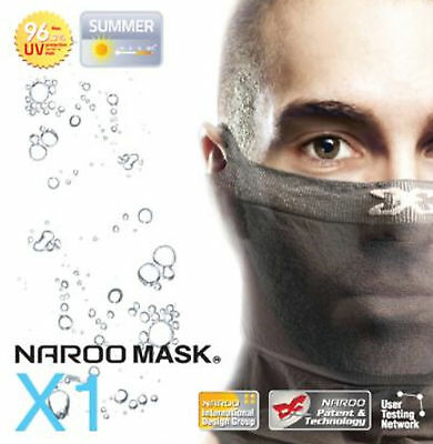 Naroo Mask X1 Multi-functional Sports Mask for Hot Summer seasons