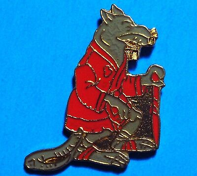 Teenage Mutant Ninja Turtles - Splinter - The Rat - Vintage Lapel Pin - Pinback