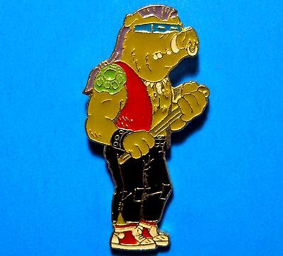 Teenage Mutant Ninja Turtles - Bebop - Warthog - Rare Vintage 1990 Mirage Pin