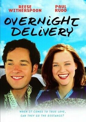 Overnight Delivery (2017, DVD NEW)