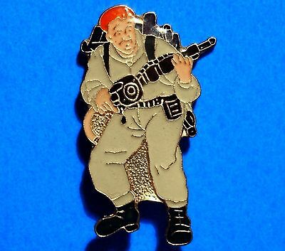 The Real Ghostbuster - Comics & Cartoons - Vintage Lapel Pin - Hat Pin - Pinback