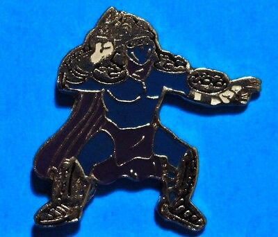 Teenage Mutant Ninja Turtles - Shredder - Oroku Saki - Vintage 1990 Mirage Pin