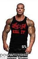 "#52 Rich Piana Love It Kill It - ""Kill That S**t"" Tank"