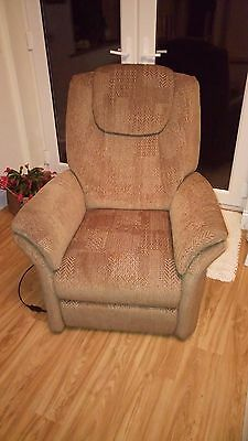 Riser/Recliner Chair with Dual Motor