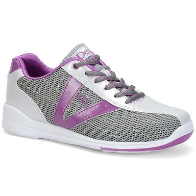 Dexter Ladies Vickie Silver Bowling shoes