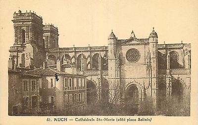 32 Auch Cathedrale Ste-Marie