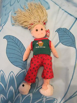 BEANIE BOPPER 1990's Jolly Janie Nice Condition Collectable