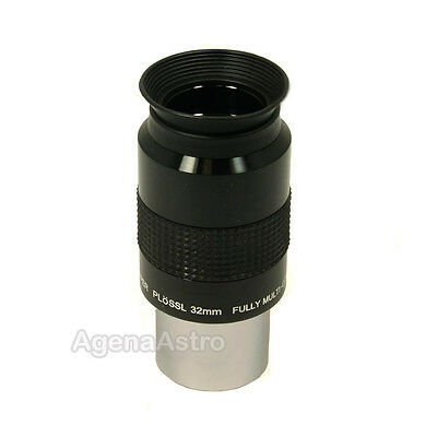 "GSO 1.25"" 32mm Super Plossl Eyepiece for Telescope # GSP32"