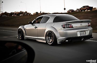 mazda rx8 side skirts great styling at fitment new bodykits uk made