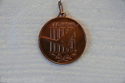 DDR Medaille Internationaler Wettkampf - AEROKLUB DDR