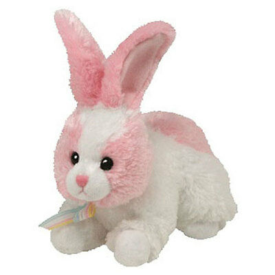 TY Beanie Baby - SORBET the Pink Bunny (2012 Version) (7 inch) - MWMTs