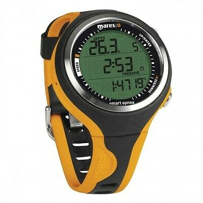 Mares Smart Apnea Computer Orange 02UK