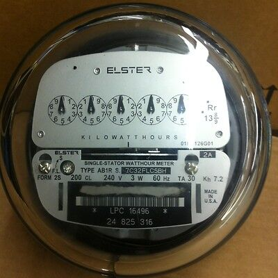 Electric Meter Standard Residential