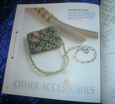 Bead Fantasies 2003 1st Edition Japan Publications Softback by Takako Samejima