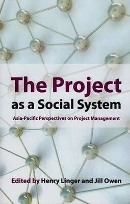 The Project as a Social System by Henry Linger Paperback Book (English)