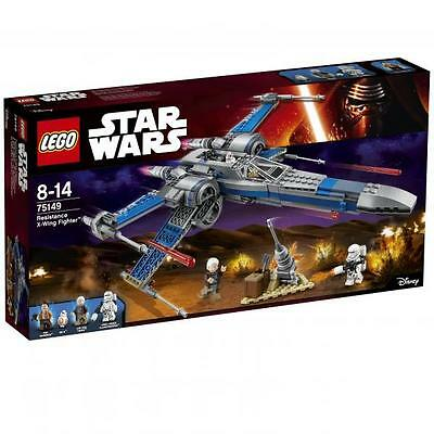 75149 75149 Lego Star Wars - Resistance X-Wing Fighter (75149)