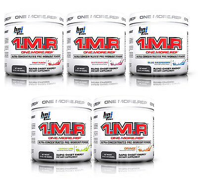 BPI Sports 1.M.R Ultimate Energy Pre-Workout Dietary Supplement (28 Servings)