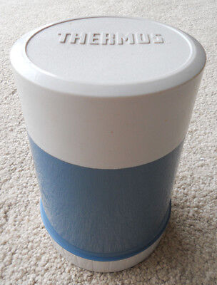 THERMOS Brand Vintage Thermos Bottle 10 OZ Glass Food Jar