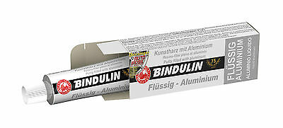 Liquid Aluminium 60 g - practical Folding carton - Quality of BINDULIN