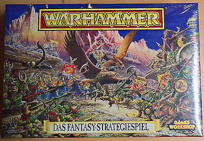 Warhammer Fantasy-Strategiespiel 4120 Games Workshop Boardgame (Mint, Sealed)
