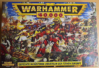 Warhammer 40.000 - 4151 Games Workshop Boardgame (Mint, Sealed)