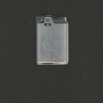 Vintage RONSON CAPRI Cigarette Pocket Lighter Made in U.S.A. 1950s Pretty Good