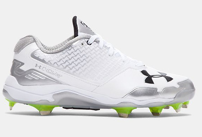 NEW Under Armour C-Low DT Women's Softball Cleats Size 7 1264178-100