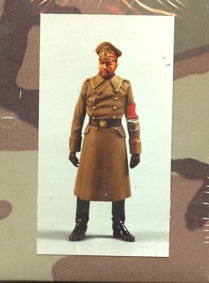 Verlinden 1:16 German Official Brown Resin Figure Kit #S2