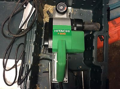 Hitachi P20SD planer in great little used condition