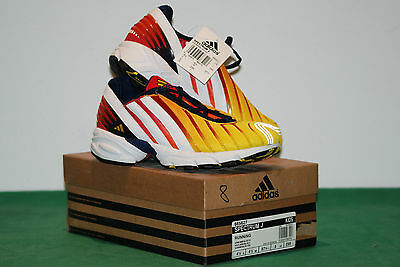 vintage adidas shoes SPECTUM running cities 90 2000 deadstock NOS BNWT spezial