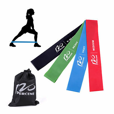 4pcs-Resistance-Loop-Band-Exercise-Yoga-Bands-Rubber-Fitness-Training-Strength
